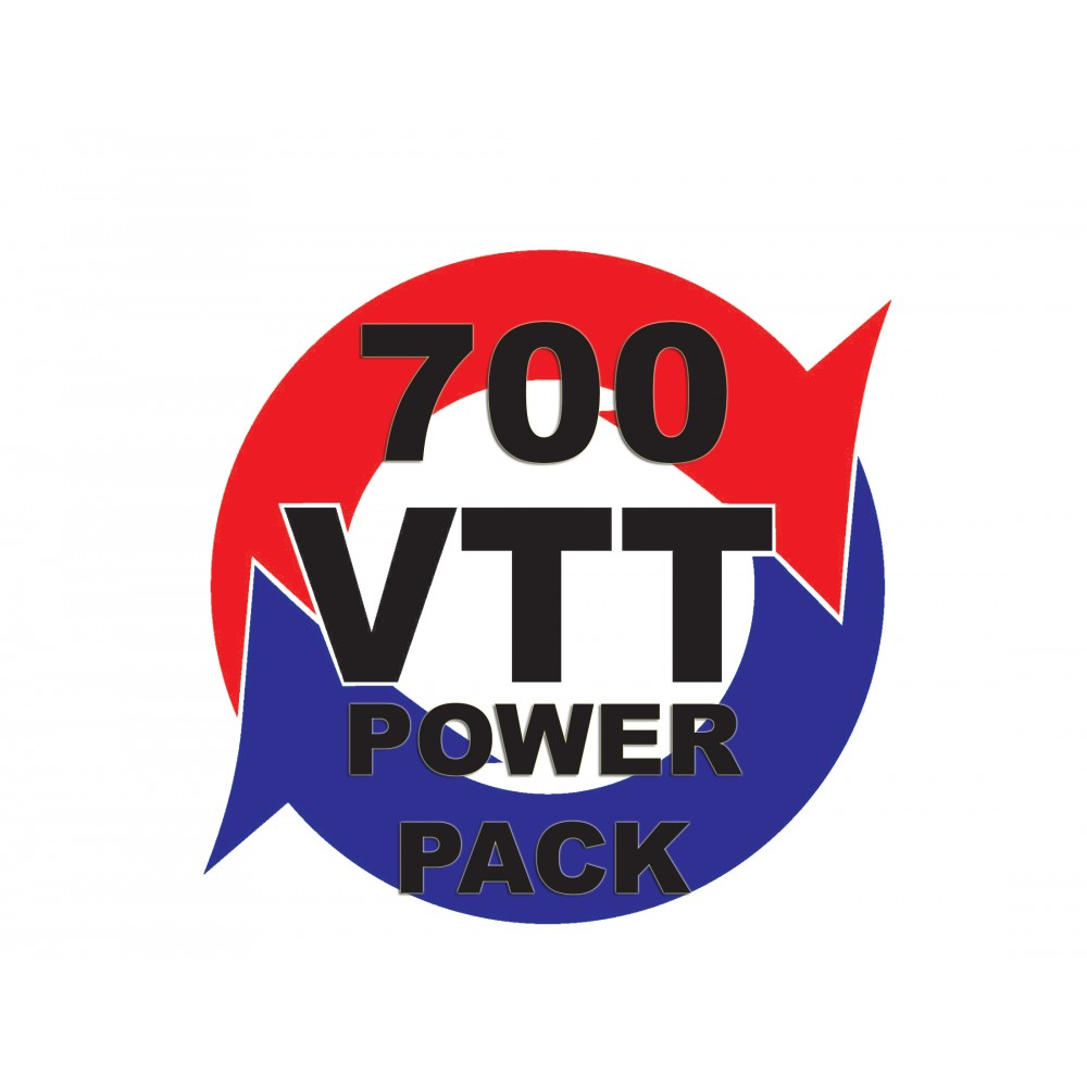 VTT 700 Power Pack